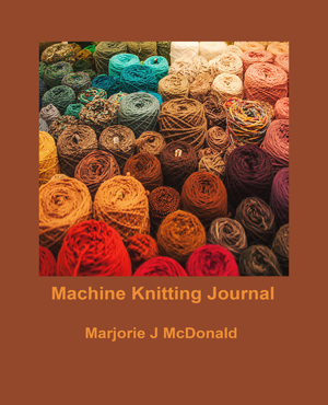 Machine Knitting Journal