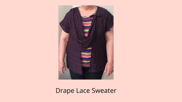 machine knit lace
